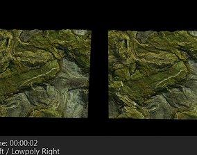 3D model Terrain 1 Mountains