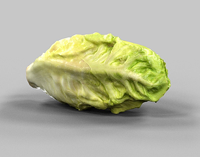 Mini Salad 3D asset