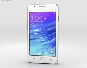 Samsung Z1 White 3D