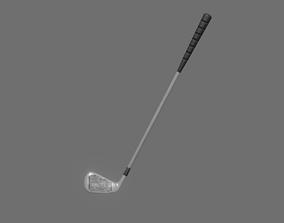 Golf Club 3D asset