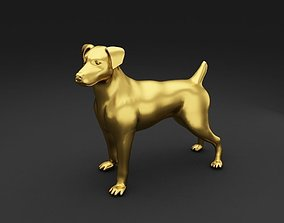 Jack Russell Terrier Dog Model