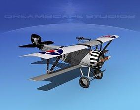 Nieuport 17 USA 1918 3D