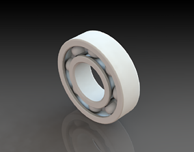 Ball Bearing 3D Printed