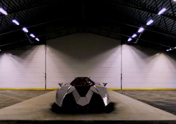 Lamborghini E1A2