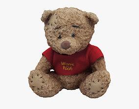 3D asset Teddybear