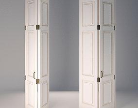 3D model Folding door