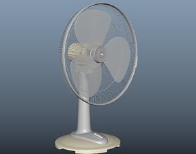 3D print model Table Fan