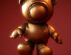 3D print model Astro Teddy