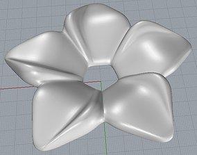 sterling 3D model flower