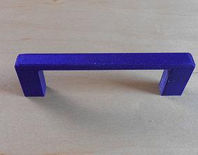 3D printable model door-handle Ulam Handle
