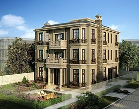 Villa 111 3D