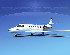 Cessna C560XL Citation V05 3D