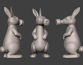 Hare 1 3D print model