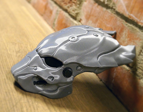 Predator helmet 3D print model