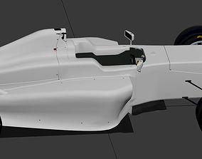 3D model Tatuus Formula 4 T014