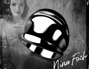 3D print model Noir stars Nina Foch