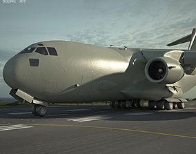 Boeing C-17 Globemaster III 3D iii