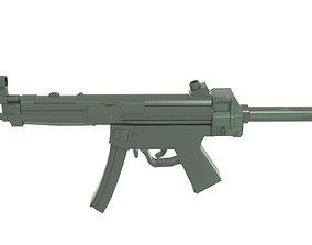 3D model MP5 Weapon