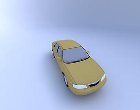 1999 Mazda 626 3D
