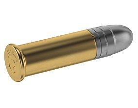 Bullet 22 LONG 3D model