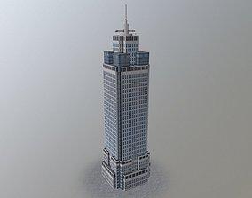 3D model Amsterdam Rembrandt Tower