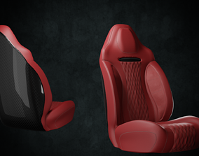 3D Sport Seats game-ready