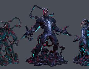 Venom Sculpt 3D print model