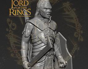 Lurtz Uruk-Hai The Lord of the Rings 3D print model