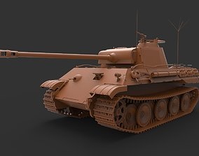 3D printable model Panzerkampfwagen V