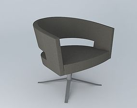 Office Swivel chair 3D