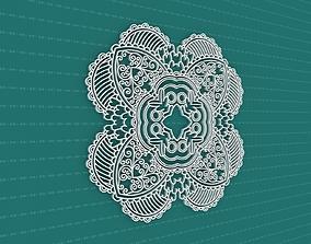 yoga Mandala 3D