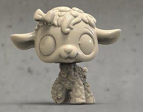 3D print model sheep
