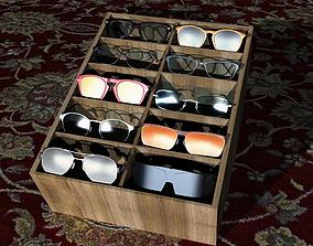eye wares fashion-accessory 3D model