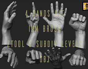 Hand 3D Models | CGTrader