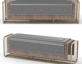 Mondo CABALLITO BENCH LONG 3D model