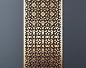 Decorative panel 213 3D model