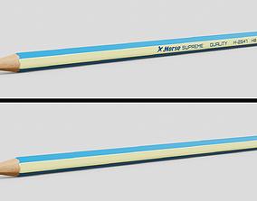 pencilHB 3D asset