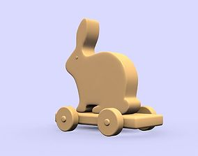 Rabbit 3D printing Model