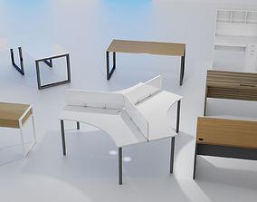 3D Desk Pack