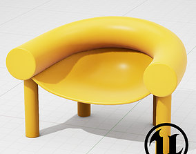 Magis Sum Son Chair UE4 3D model