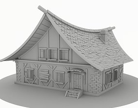 3D Old Home