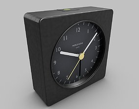 Travel Clock 3D