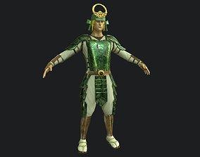 Samurai Link 3D model
