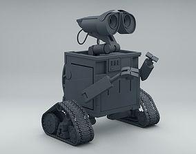 Wall-E mechanic 3D