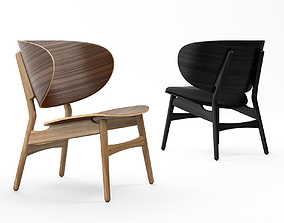 Getama GE 1936 easy chair 3D model