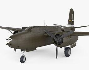 3D Douglas A-20 Havoc