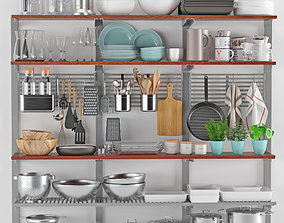 3D Kitchenware and Tableware 16