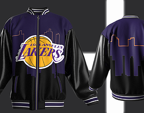 New concept Marvelous Clo3D Jersey Lakers