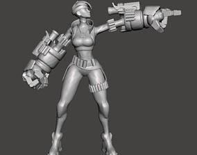 Psyops Vi 3D Model