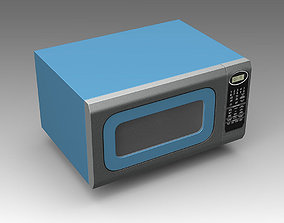 3D Big Chill Microwave Oven